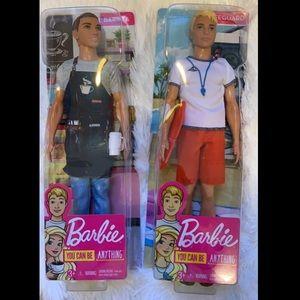 Barbie bundle NIB